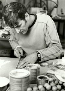 17. Jaume Policarpo, el escenógrafo