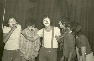 1978 Actuando con EL CORTEJO