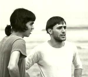 1981 Con Pepe Sobradelo