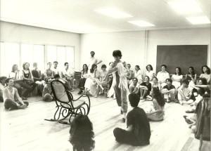 1982 En la ESAD