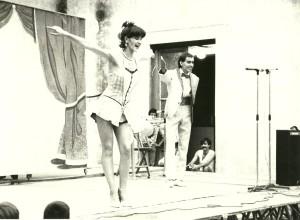 1983 Actuando con TRUPERÍA