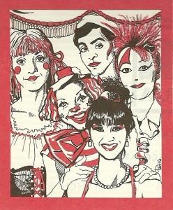 1983 TRUPERÍA dibujada por Jesús Padilla