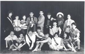 1987 La isla del tesoro