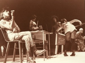 1991 De transexual en OMBRES DE LA CIUTAT
