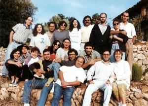 1993 Antara i Capsigranys a Manacor