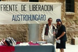 1993 Con Santiago Segura