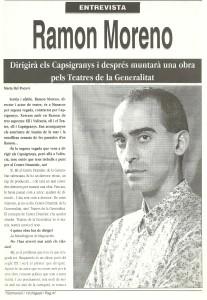 1994 Entrevista 7setmanari Nº 404 Manacor 1