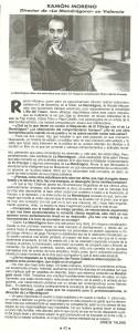 1994 Entrevista Cartelera Turia Nº 1609
