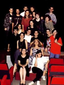 1994 Taller de pràctiques teatrals