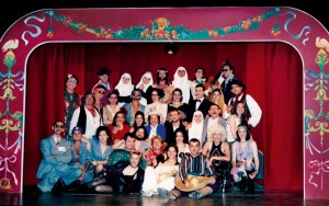 1995 Festival Playbacks