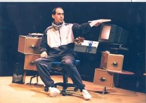 1997 Dirigiendo EL RETORN DE ROBIN HOOD