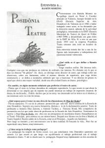 2000 Entrevista Ramón Moreno ACOTACIONES nº 1 1