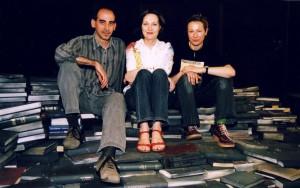 2003 Equipo de dirección de TRANSTERRADOS
