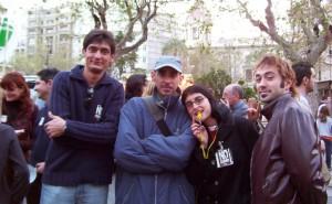 2003 L'EMT de Silla diu NO A LA GUERRA
