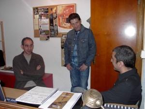 2004 Con Carles Royo i Benja Doménech