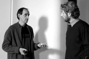 2004 Con Carlos Marchena