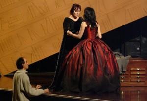 2004 Con Isabel Rocatti y Paula Miralles