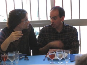 2004 Con Leopoldo García Aranda