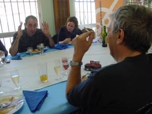 2004 Con Rocio Cabedo y Toni Tordera