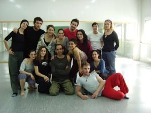 2006 Curso Danza 2