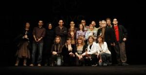 2006 El membres de l'EMT de Silla a l'escenari de Mislata