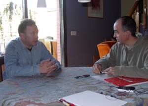 2007 Conversando con Vicente Genovés