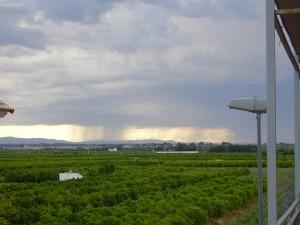 2007 Museros pluja de maig