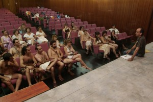 2008 A LISÍSTRATA, notes de direcció des de l'escenari
