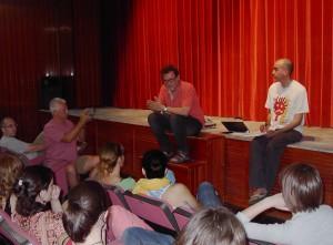 2008 Classe magistral de Rafa Calatayud
