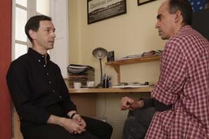 2008 Conversando con Pablo Corral Gómez