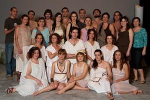2008 Lisístrata i l'assemblea de les dones