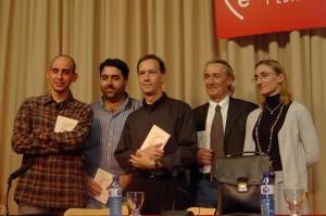2009 amb Benaches, Pablo Corral Gómez, JuanVi Martínez Luciano y Cruz Henández