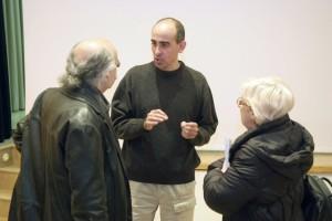 2010 En l'SGAE amb Eduardo Zamanillo i Amparo Mayor