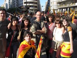 2010 Manifestació 23 d'abri