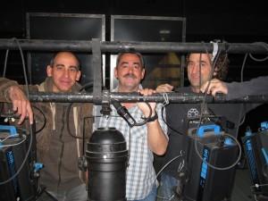 2010 Ramon Moreno, Toni Pastor y Víctor Antón