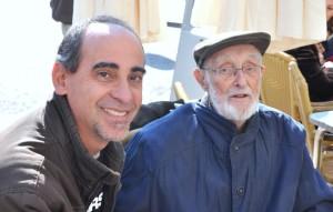 2012 Con José Luís Sampedro