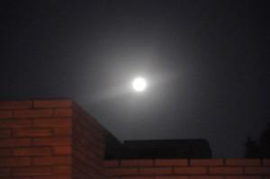 2012 Luna azul