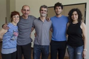 2013 Els professors de la JCEA