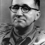 Bertolt Brecht 1898-1956. Tysk forfatter. Dramatiker. Foto: SCANPIX