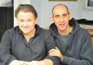 Carlos Marco y Ramón Moreno