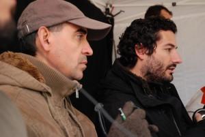 Con Cesar Martí en EVOLUCIÓ