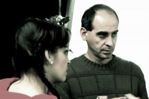 Con Vanessa Cano en AUTOINDEFINITS