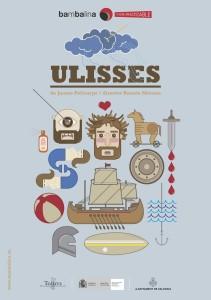 ULISSES Cartell Espai Paco Bascuñán